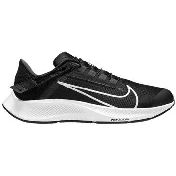 Nike RunningAIR ZOOM PEGASUS 38 FLYEASE - DA6674-001 schwarz