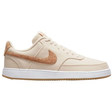 Nike Sneaker LowCourt Vision Lo Canvas beige