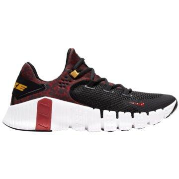 Nike TrainingsschuheFree Metcon 4 schwarz