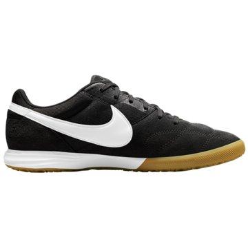 Nike Hallen-SohlePREMIER 2 SALA IC - AV3153-019 schwarz