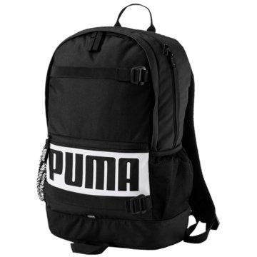 Puma TagesrucksäckeDeck Backpack schwarz
