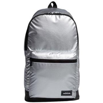 adidas TagesrucksäckeClassic M Metallic Backpack silber