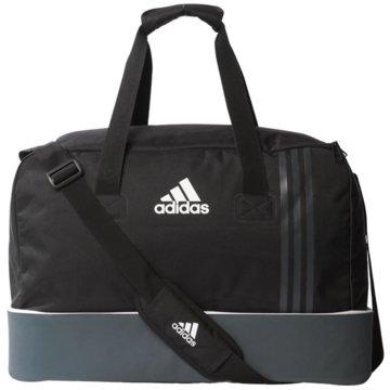 adidas SporttaschenTiro Teambag mit Bodenfach M schwarz