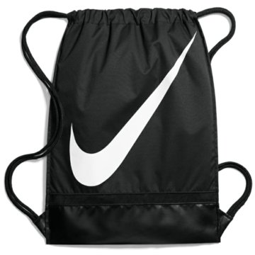 Nike SportbeutelFootball Gymsack schwarz