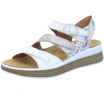 Think Komfort Sandale beige