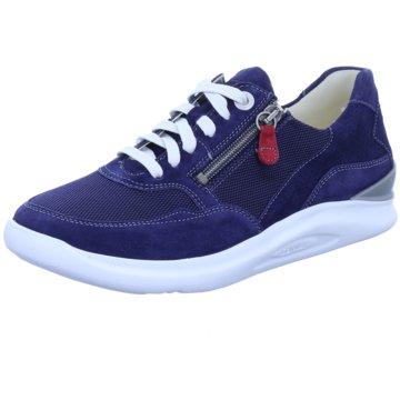 Ganter Komfort SchnürschuhHelen blau