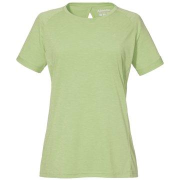 Schöffel T-ShirtsT SHIRT BOISE2 L - 2012667 23197 grün