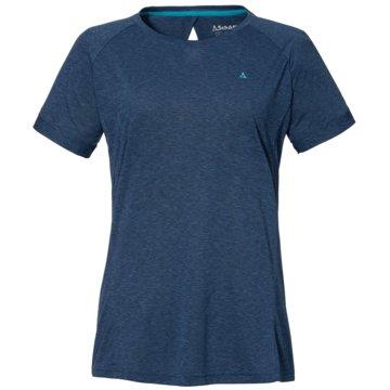 Schöffel T-ShirtsT SHIRT BOISE2 L - 2012667 23197 blau