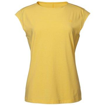 Schöffel T-ShirtsT SHIRT SILVERDALE L - 2012969 23543 gelb