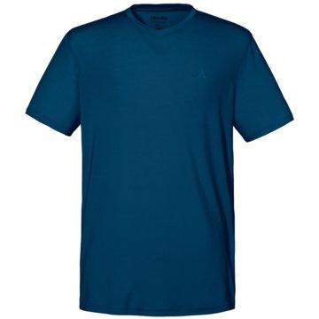 Schöffel T-ShirtsT SHIRT HOCHWANNER M - 2023177 23584 blau