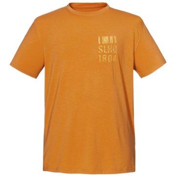 Schöffel T-ShirtsT SHIRT FILTON M - 2023196 23541 gelb