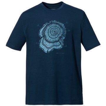 Schöffel T-ShirtsT SHIRT BIRKENHEAD M - 2023197 23329 blau