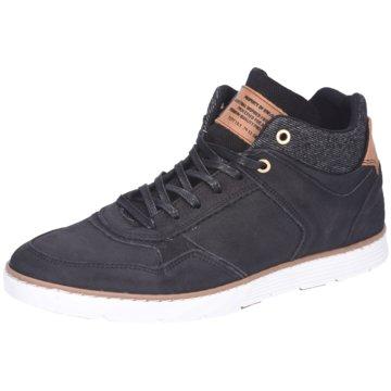 Bullboxer Sneaker High schwarz