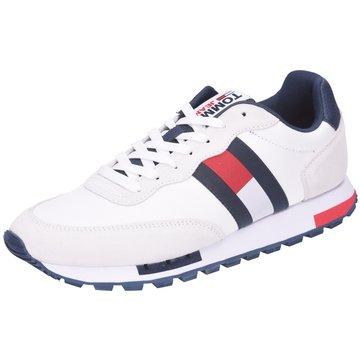 Tommy Hilfiger Sneaker LowRetro TJM Mix weiß