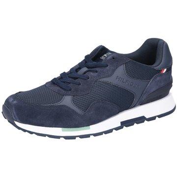 Tommy Hilfiger Sneaker LowRetro Runner blau