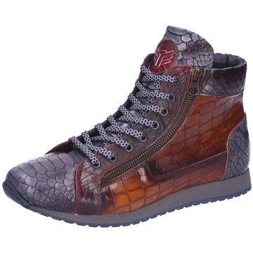 Lorenzi Sneaker High braun