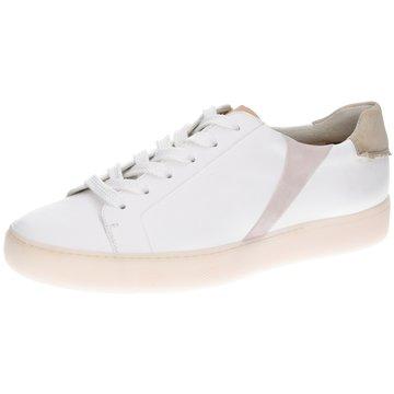 Paul Green Sneaker Low4959 weiß