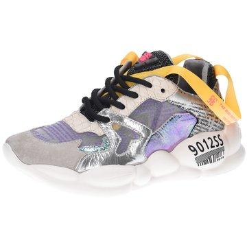 CLJD Plateau Sneaker bunt