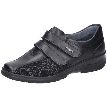 Stuppy Komfort Slipper schwarz