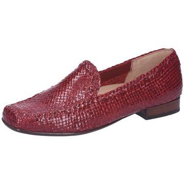 Sioux Klassischer Slipper rot