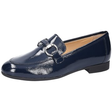 Sioux Business SlipperMoleska-703 blau