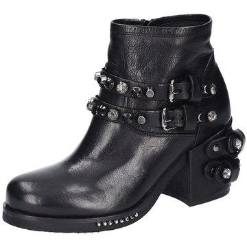 Mimmu Stiefelette schwarz