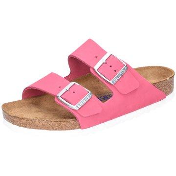 Birkenstock Klassische PantoletteArizona weit pink