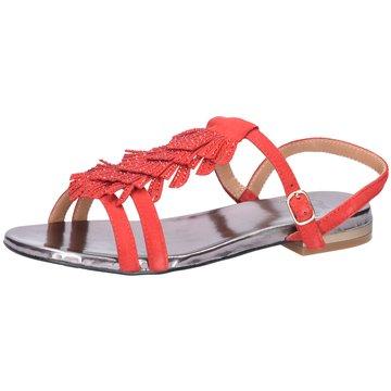 La Femme Plus Top Trends Sandaletten rot