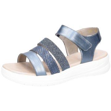 Remonte Komfort SandaleD4252 blau