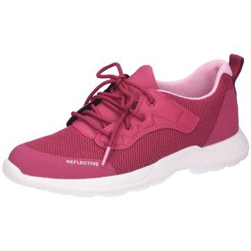 Superfit Sportlicher SchnürschuhRush pink