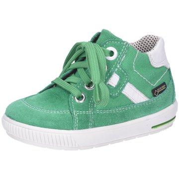 Superfit Sneaker High grün