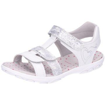 Geox Offene Schuhe weiß
