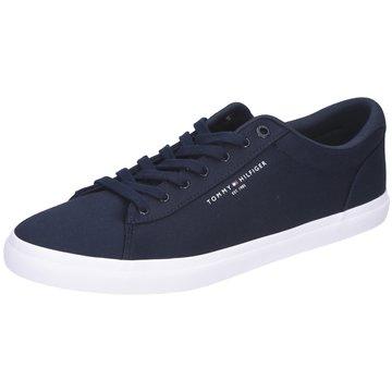 Tommy Hilfiger Sneaker LowEssential Stripes blau