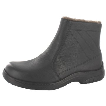 Jomos Komfort StiefelFeetback schwarz