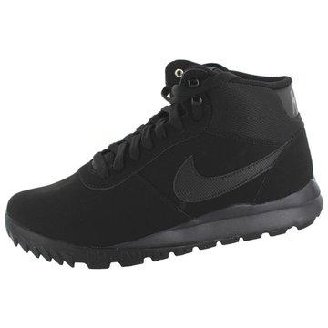 Nike Sneaker LowHoodland Suede schwarz