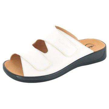 Ganter Komfort PantoletteMonica weiß