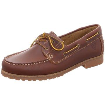 Tamaris Bootsschuh braun