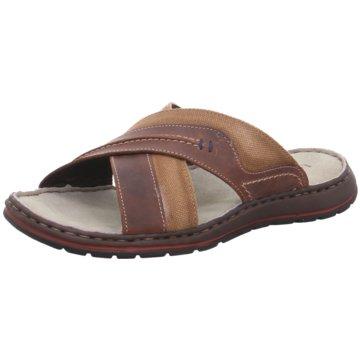 Longo Komfort Schuh braun