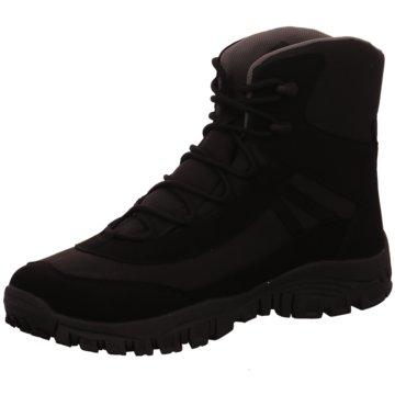 Lico Komfort Stiefel schwarz