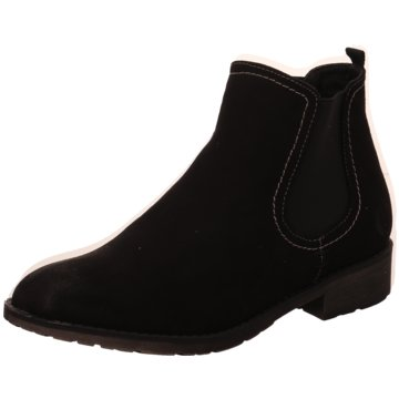 Jane Klain Chelsea Boot schwarz