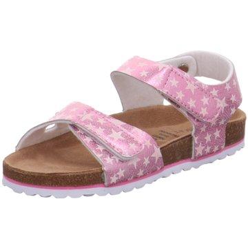 Indigo Offene Schuhe pink