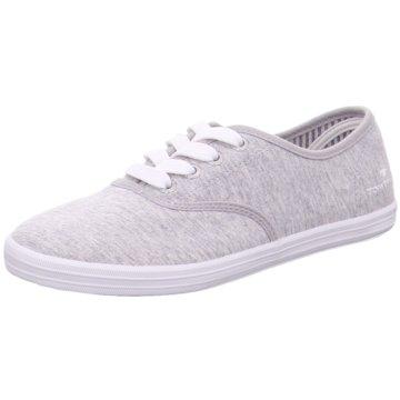 Tom Tailor Sneaker Low grau