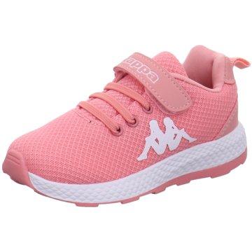 Kappa Sneaker Low rosa