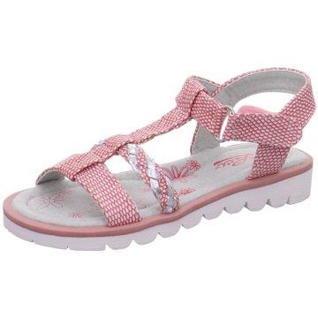 Brütting Offene Schuhe pink