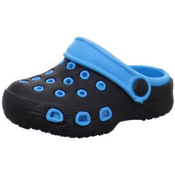 Schuhwerk Pantolette schwarz