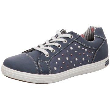 Supremo Sneaker Low blau