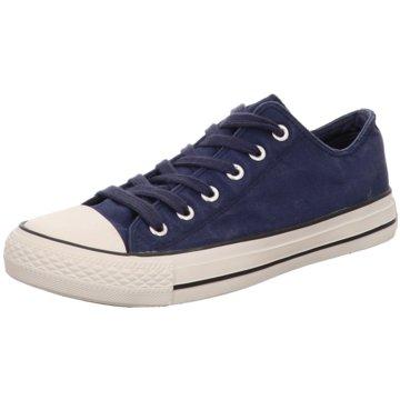 Canadians Sneaker Low blau