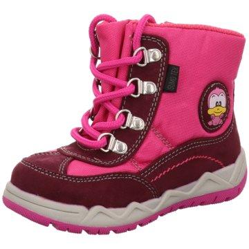 Supremo Halbhoher Stiefel pink