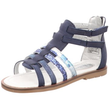 Supremo Sandale blau