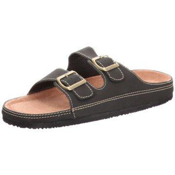 Hengst Footwear Sandale schwarz
